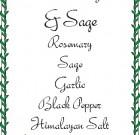 Rosemary & Sage Blend