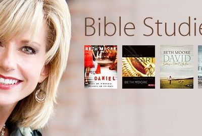 Beth Moore Bible Studies