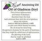 Oil of Gladness (Joy)